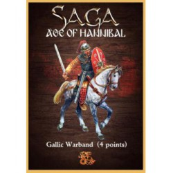 Gallic Warband (4 points)