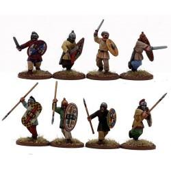 Gaul/Celt Warriors (Foot)