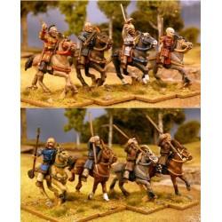 Gaul/Celt Warriors (Mounted)