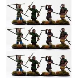 Gaul/Celt Javelinmen (Levy)