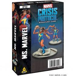 Crisis Protocol Ms. Marvel (Inglés)