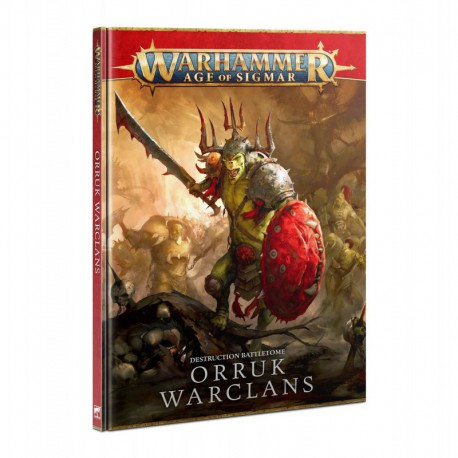 Battletome: Orruk Warclans (Castellano)
