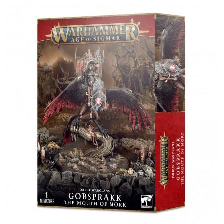 Gobsprakk, The Mouth of Mork