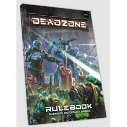 Deadzone 3.0 Rulebook and Counter Sheet Pack (Inglés)