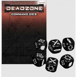 Deadzone Command Dice Pack