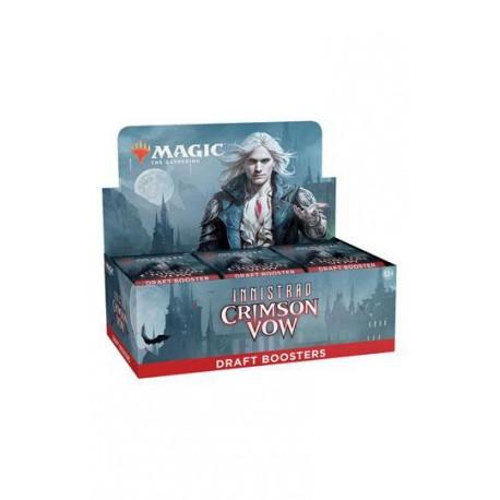 Magic the Gathering Innistrad: Crimson Vow Caja de Sobres de Draft (36) (Inglés)