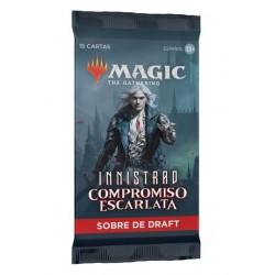 Magic the Gathering Innistrad: Crimson Vow Pack Sobres de Draft (10) (Castellano)