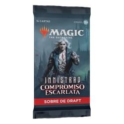 Magic the Gathering Innistrad: Crimson Vow Caja de Sobre de Draft (1) (Inglés)