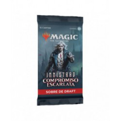 Magic the Gathering Innistrad: Crimson Vow sobre de Draft (1) (Inglés)