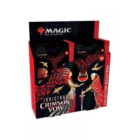 Magic the Gathering Innistrad: Crimson Vow Caja de Sobres de coleccionista (12) (Inglés)