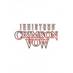 Magic the Gathering Innistrad: Crimson Vow Caja de Sobres Temáticos (12) (Inglés)