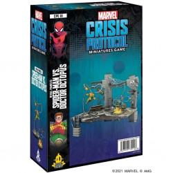 Rival Panels: Spider-Man VS Doctor Octopus (Inglés)