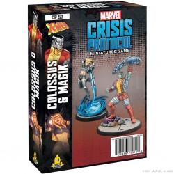 Crisis Protocol Colossus & Magik (Inglés)