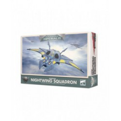 Aeronautica Imperialis: Asuryani Nightwing Squadron