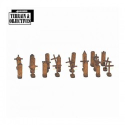 Grave Boards 28mm (24)