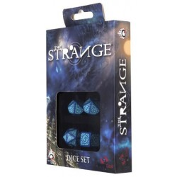 The Strange Dice Set (4)