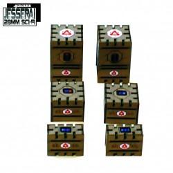 Non-Hazardous Goods Crates
