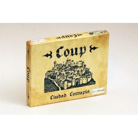Coup - Ciudad Corrupta + Reforma (Spanish)