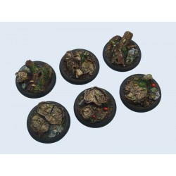 Forest Bases - WRound 40mm (2)