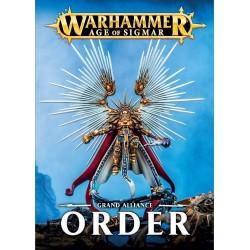 Grand Alliance: Order (Soft Back) (Castellano)
