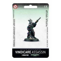 Vindicare Assassin Officio Assassinorum