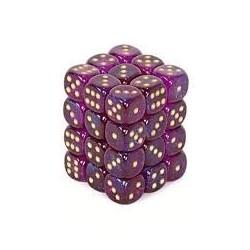 Borealis Royal Purple with Gold
