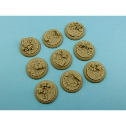 Ancient Bases - WRound 30mm (5)