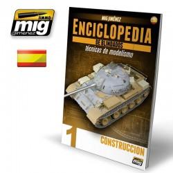 Enciclopedia de Modelismo - Blindados 1 - Construcción (Castellano)