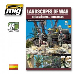 Landscapes of War: Guía Máxima - Dioramas Vol. 2 (Spanish)