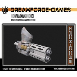 Nova Cannon Leviathan Weapon - 15mm Leviathan Accessory Weapon