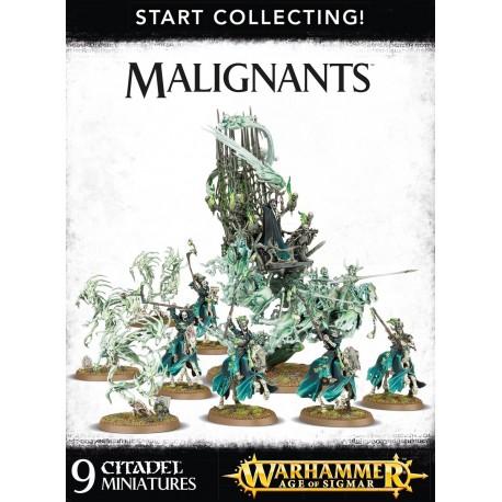 Start Collecting! Malignants