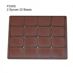 (32) Fow Small Bases Brown