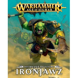 Battletome: Ironjawz (Soft Back) (Castellano)