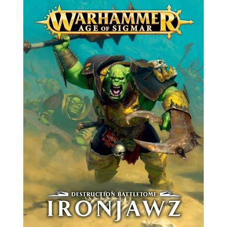 Battletome: Ironjawz (Soft Back) (Castellano)
