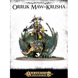 Ironjawz Orruk Maw-Krusha (1)