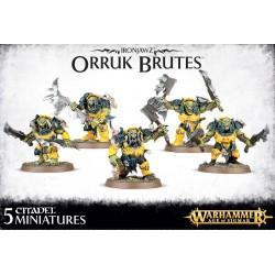 Ironjawz Orruk Brutes (5)
