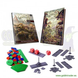 Kings of War Deluxe Gamer's Edition (Castellano)