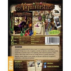 Alquimistas (Spanish)