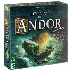 Las Leyendas de Andor: Viaje Al Norte (Spanish)
