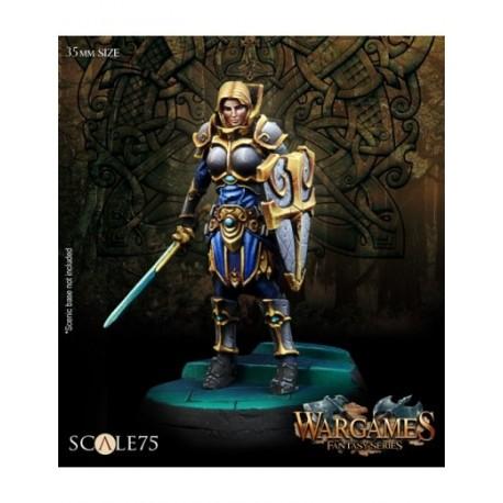 Irina Sacred Blade
