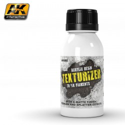 Texturizer Acrylic Resin 100ml