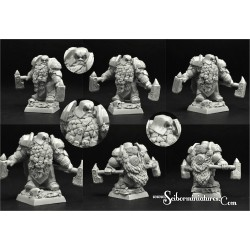 28mm/30mm Dwarf Lord Storgar