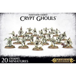Flesh-Eater Courts Crypt Ghouls (20)