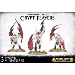 Flesh-Eater Courts Crypt Flayers (3)