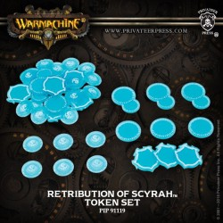 Retribution of Scyrah Tokens