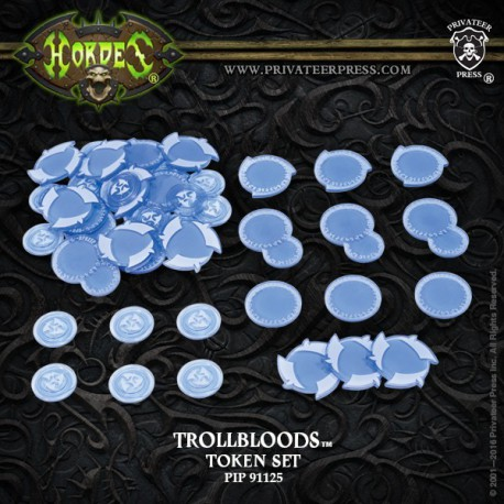 Trollblood Tokens