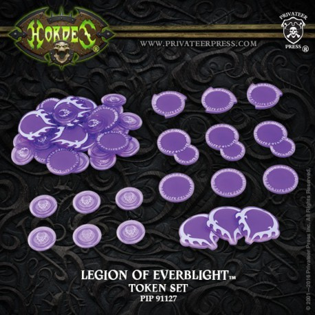 Legion of Everblight Tokens