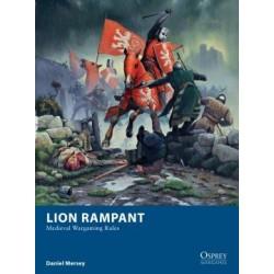 Lion Rampant (English)