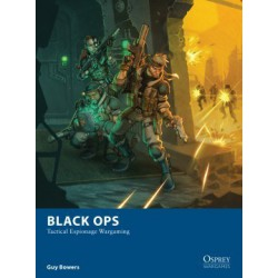 Black Ops - Tactical Espionage Wargaming (English)