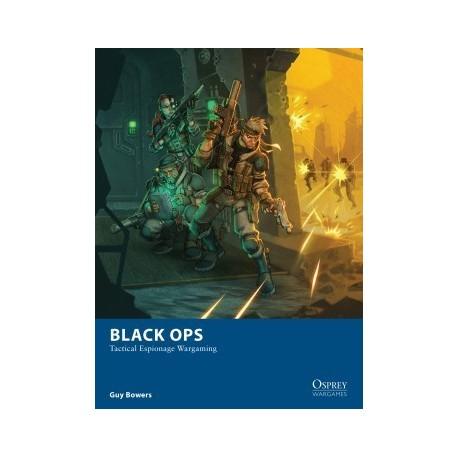 Black Ops - Tactical Espionage Wargaming (English)